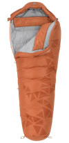 Kelty Cosmic 0 Degree Down Sleeping Bag Zip Open