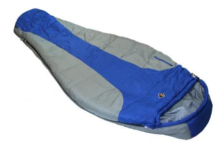 Ledge Sports FeatherLite Blue, Ledge Sports FeatherLite Sleeping Bag