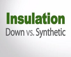 down or synthetic comparison