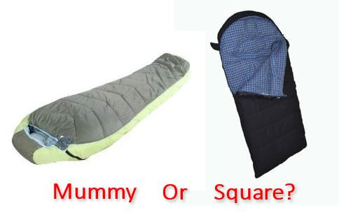 mummy square bag