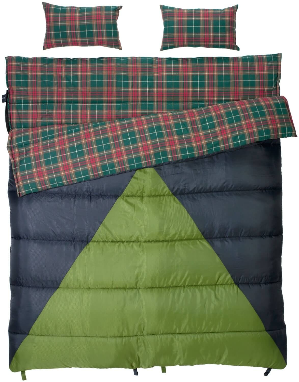 Slumberjack Bonnie & Clyde Double Sleeping Bag Review For ...