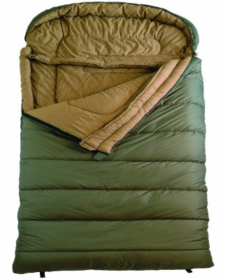 TETON Sports Queen Size Flannel Lined Sleeping Bag