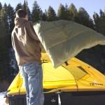 3) Teton Sports Celsius XXL 18 Degree C, 0 Degree F Flannel Lined 0 degree Sleeping Bag (90x39)