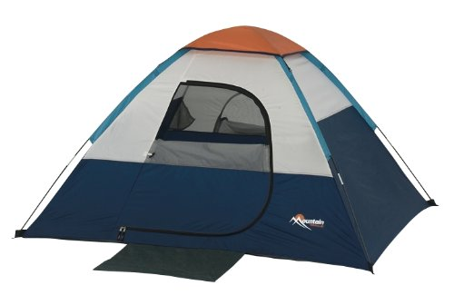 Mountain Trails Current Hiker Lightweight 2 Person Tent features a large Dutch D style door with a pair of polyester mesh windows this is one of the most ...  sc 1 st  Best Sleeping Bag in the Market & Best Lightweight Backpacking Tent: Which Are The 7 Most Popular Types?