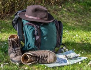 wilderness living and survival skills with the right hiking boots