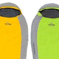 TETON Sports TrailHead Ultralight Sleeping Bag review